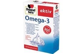 Doppelherz aktiv Omega-3 30 kapsułek