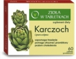 Karczoch 60 tabletek
