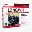 LongaVit Czerwone wino w kapsułkach 45 kapsułek
